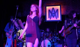 Rebel Rose @ Music Alley